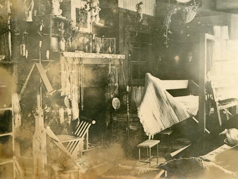 Arden Craft Shop Salesroom