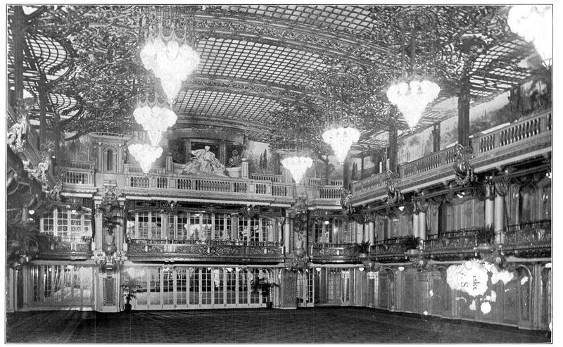 Astor Ballroom, New York City